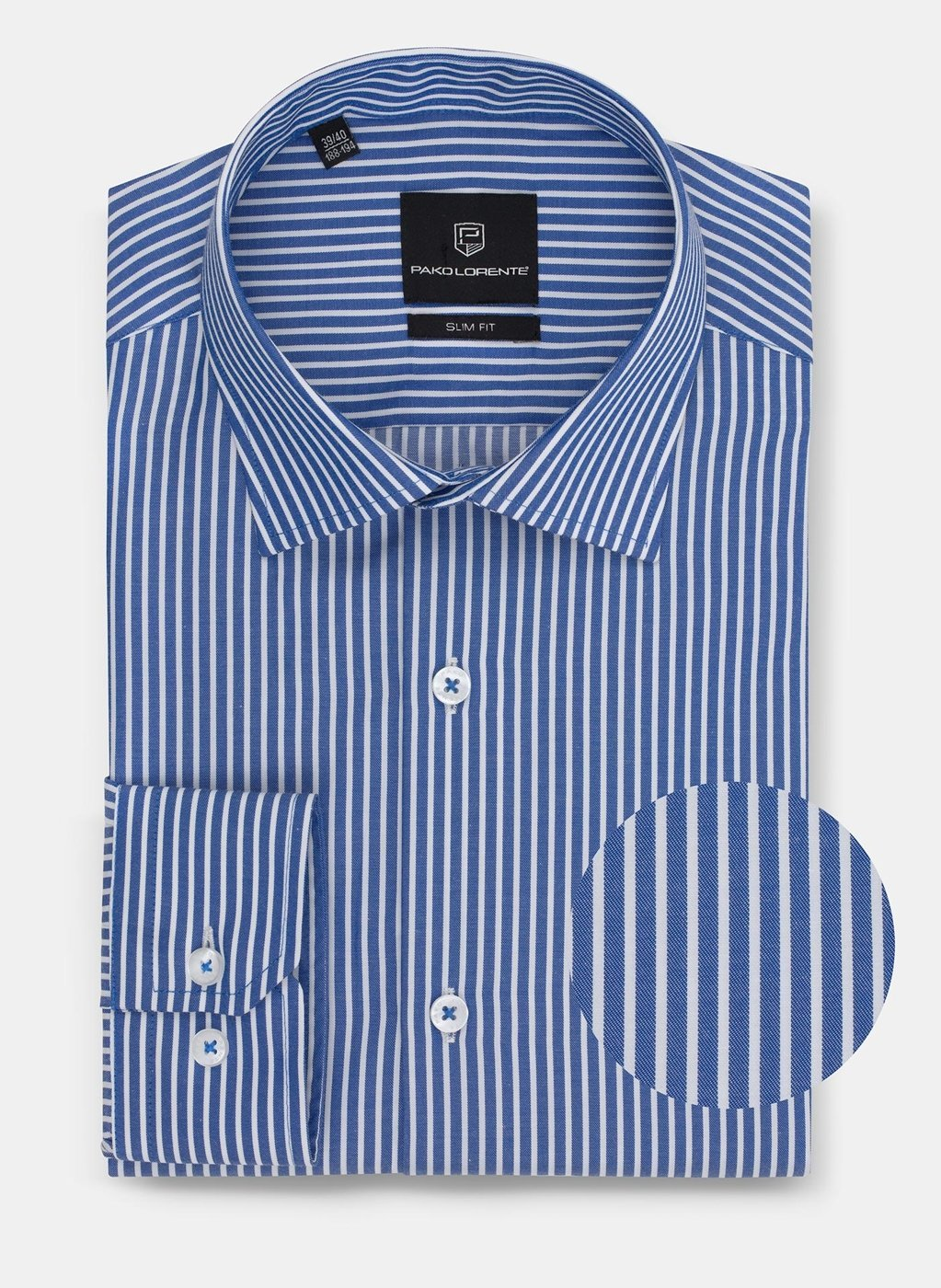 Koszula męska RAVI PLM-1X-464-N