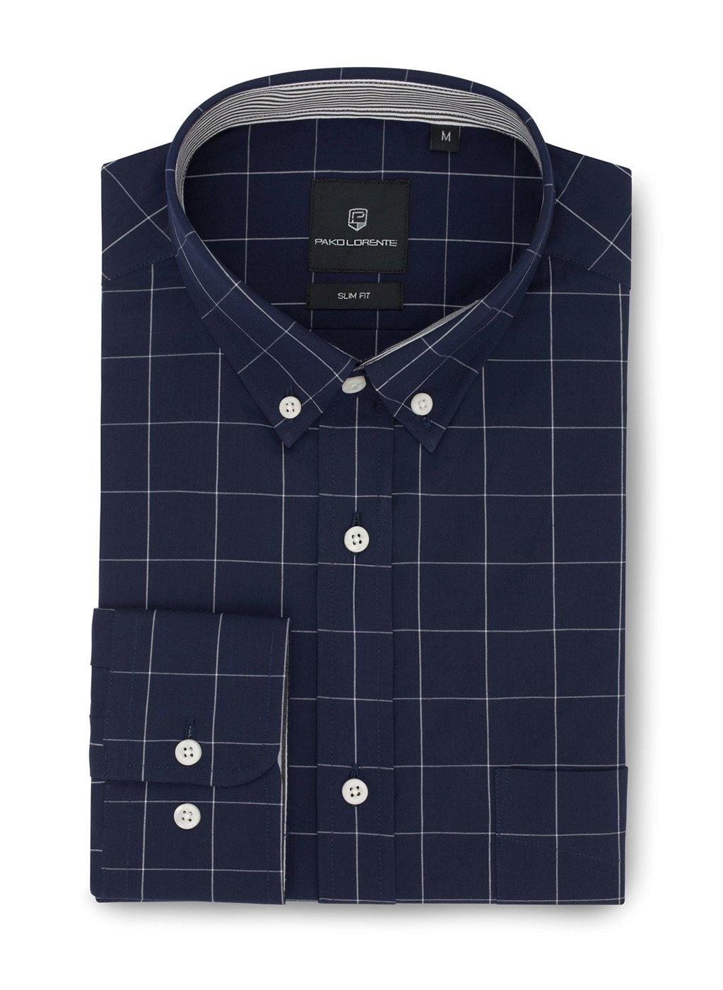 Koszula męska CHECKZ PLM-1X-315-G