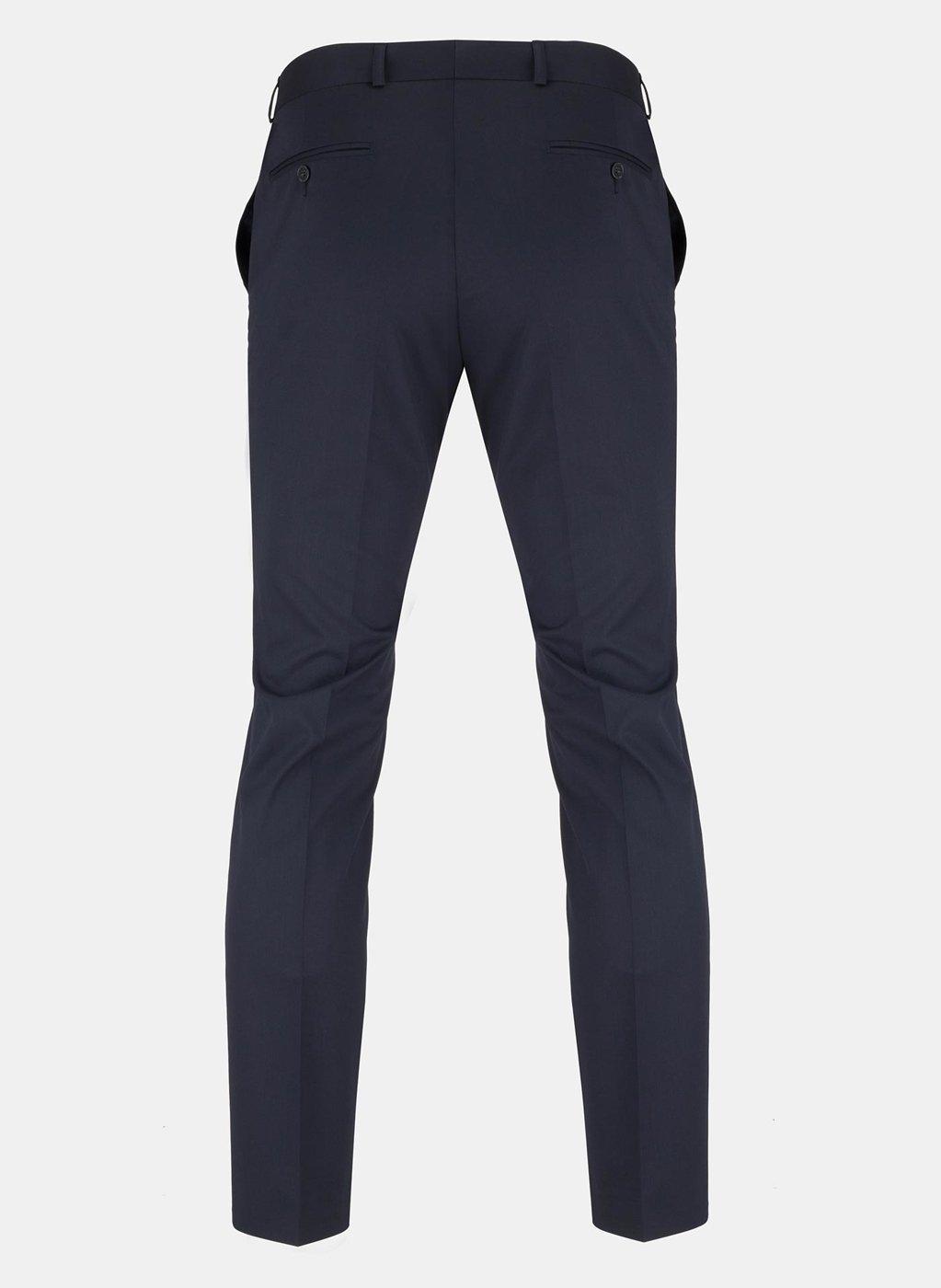 Spodnie męskie garniturowe KOZEUS PLM-6G-194-G
