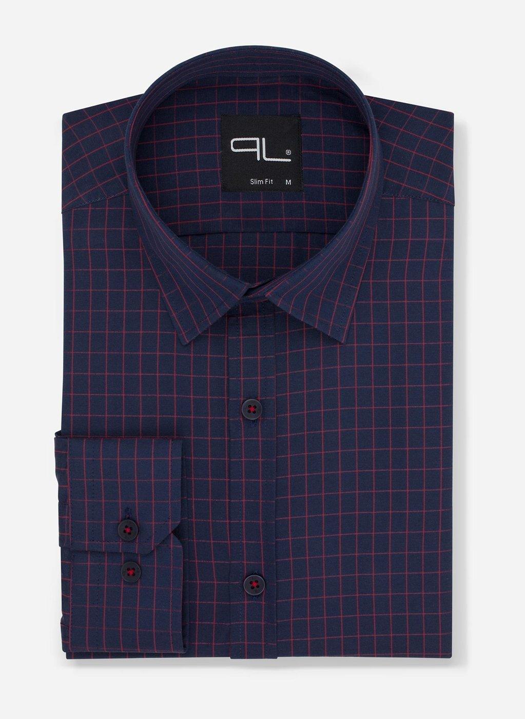 Koszula męska P2M-1X-329-G