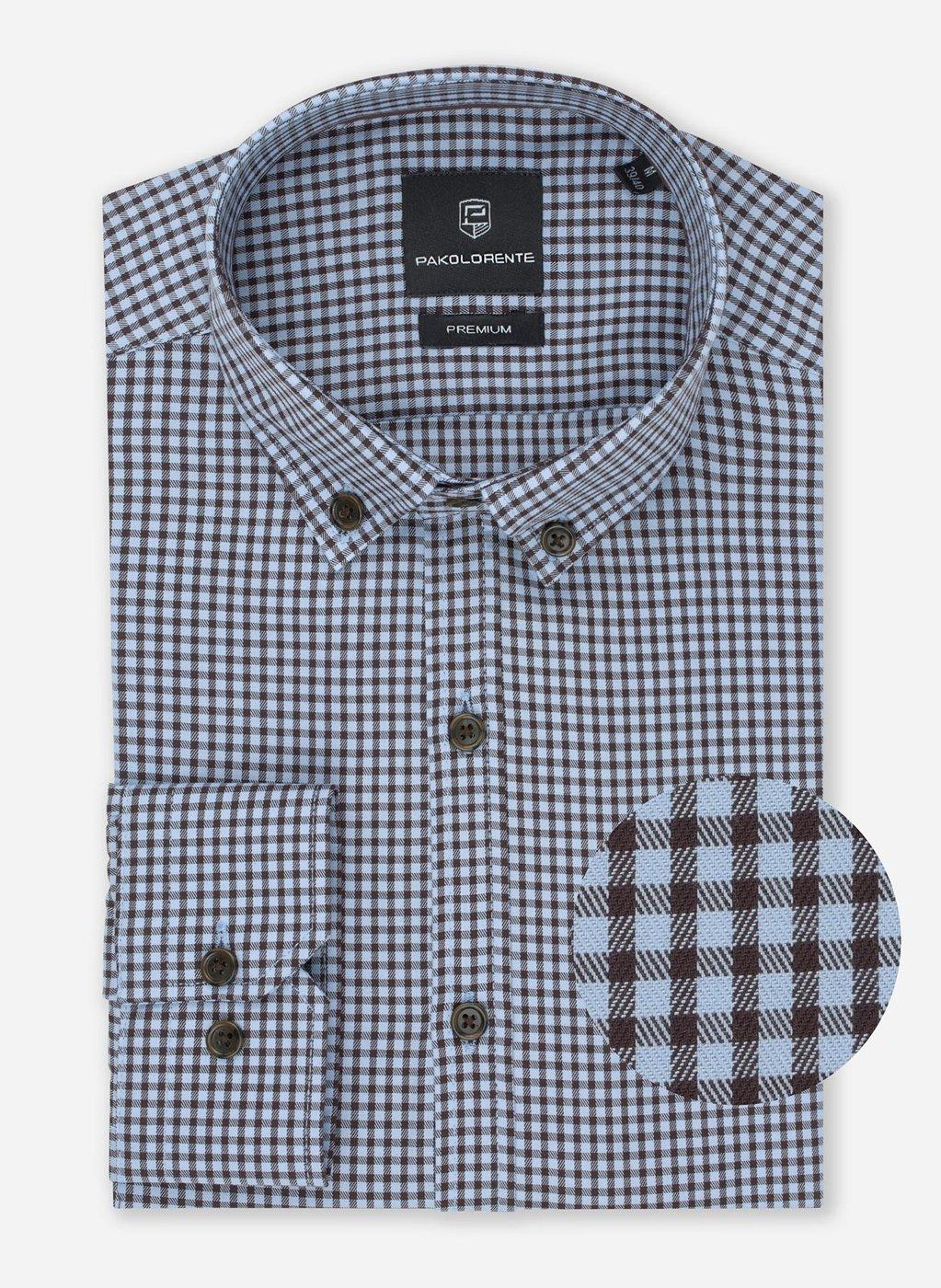 Koszula męska PLM-1X-523-N