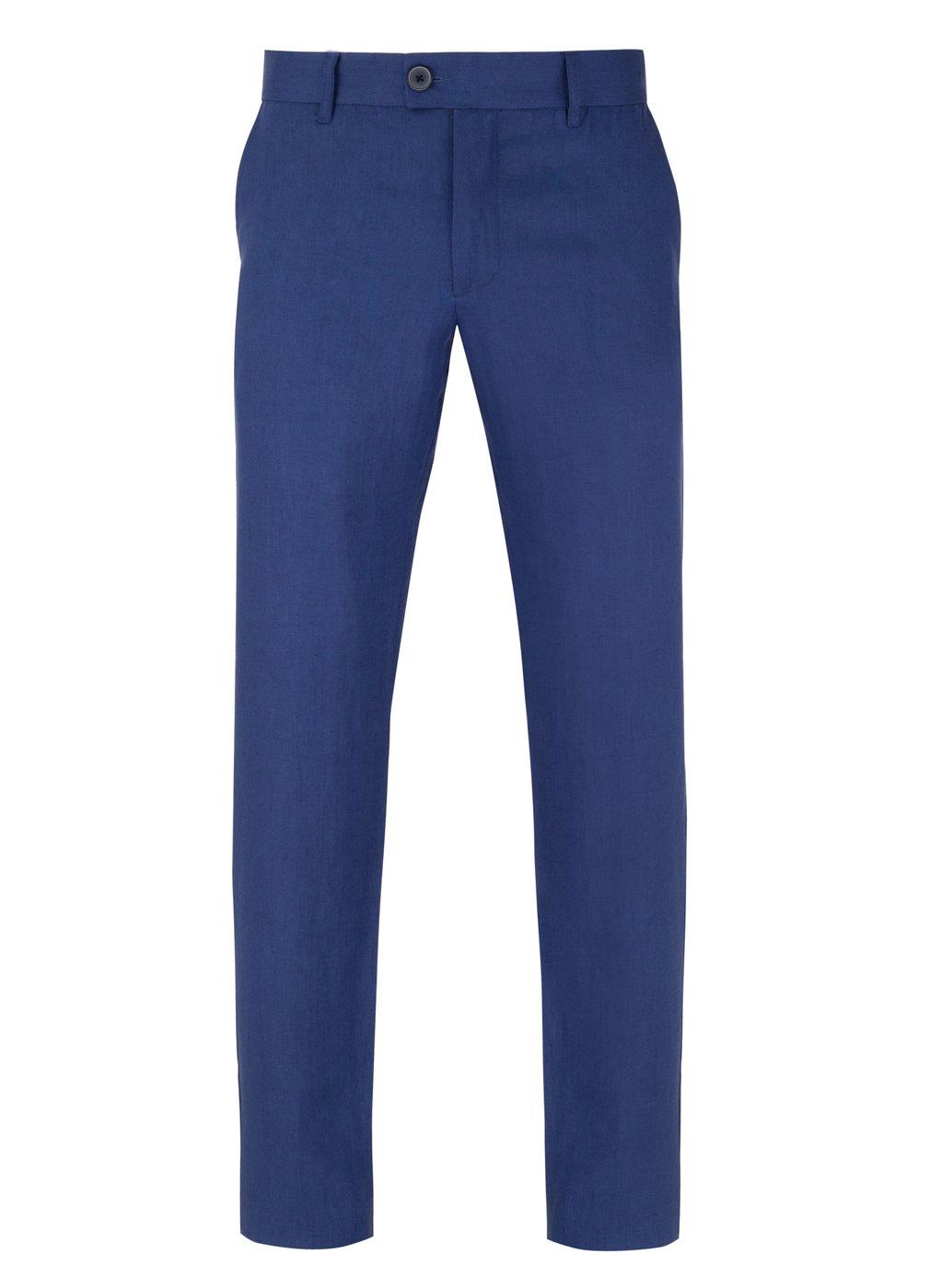 Spodnie męskie garniturowe PLM-6G-012-G