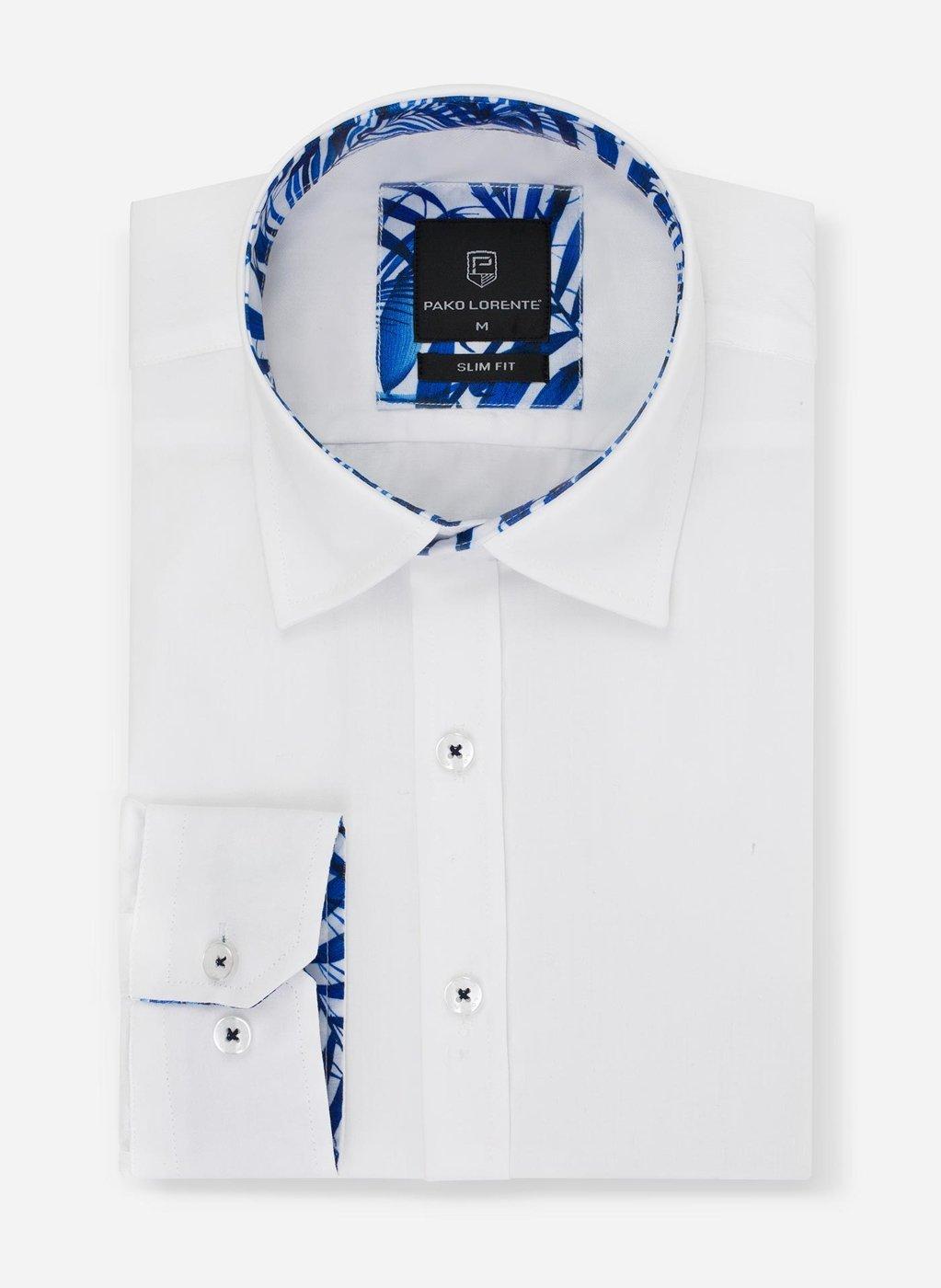 Koszula męska QUEBEC PLM-1X-416-B