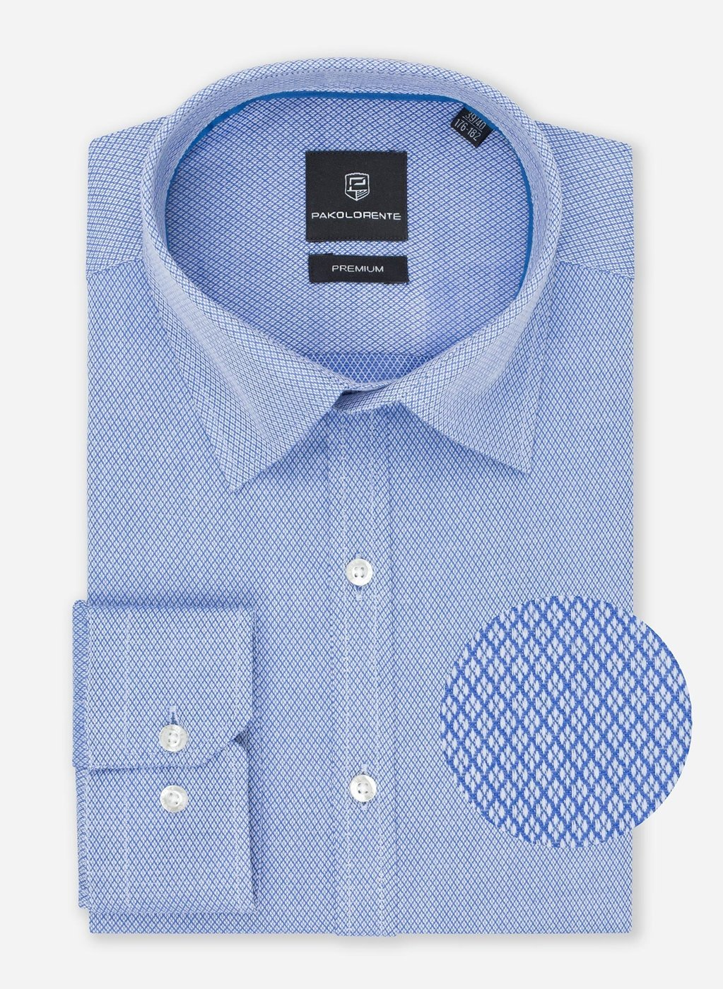 Koszula męska PLM-1X-520-N