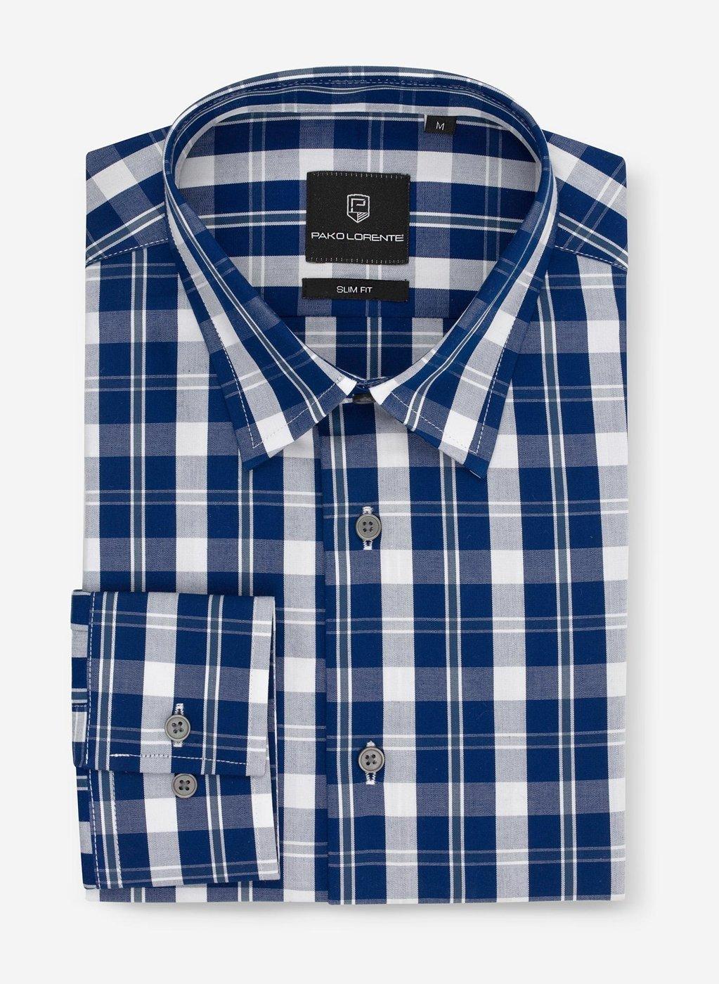 Koszula męska BARNABY PLM-1X-337-G