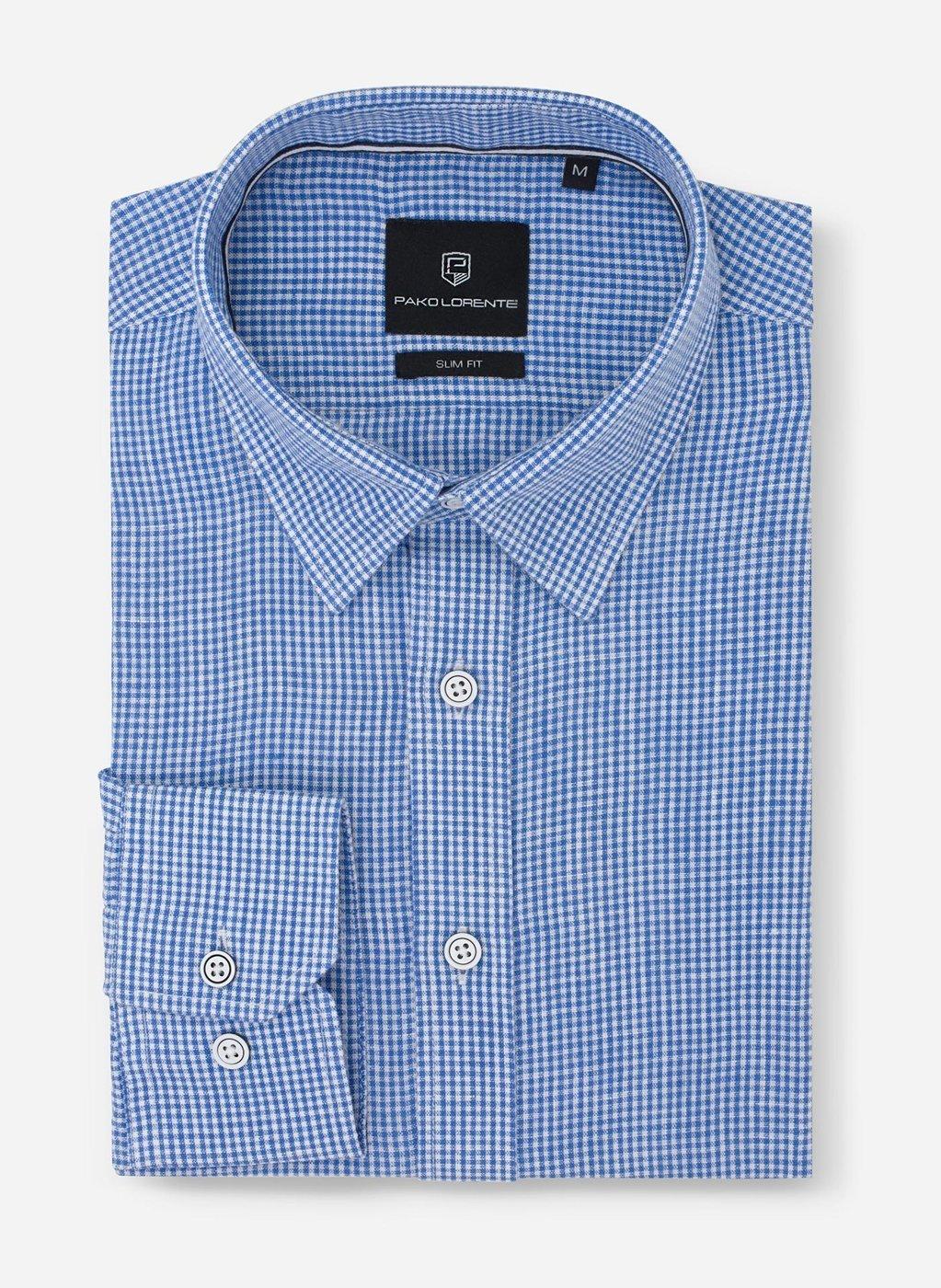 Koszula męska GALAHAD PLM-1X-363-N
