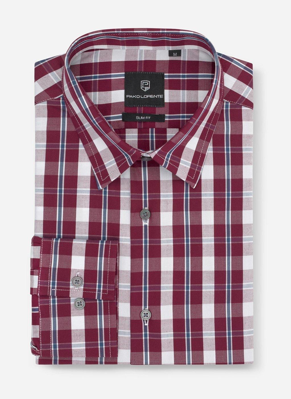 Koszula męska BARNABY PLM-1X-337-W