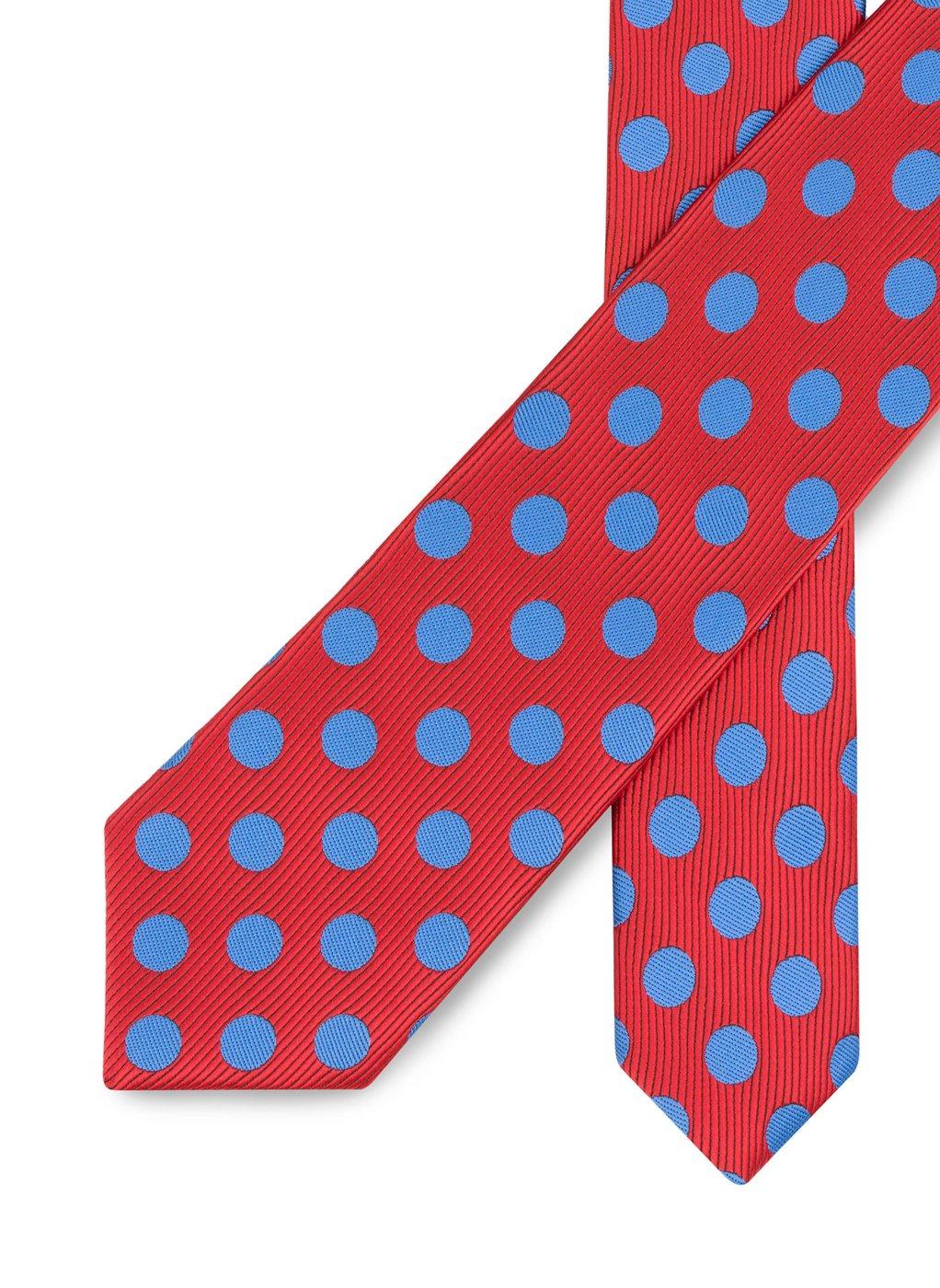 Krawat męski PLM-KX-319-W