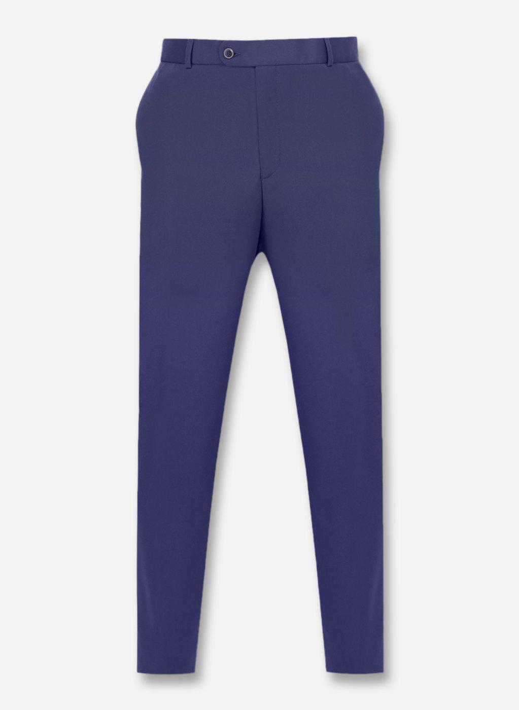 Spodnie męskie garniturowe PLM-6X-056-N