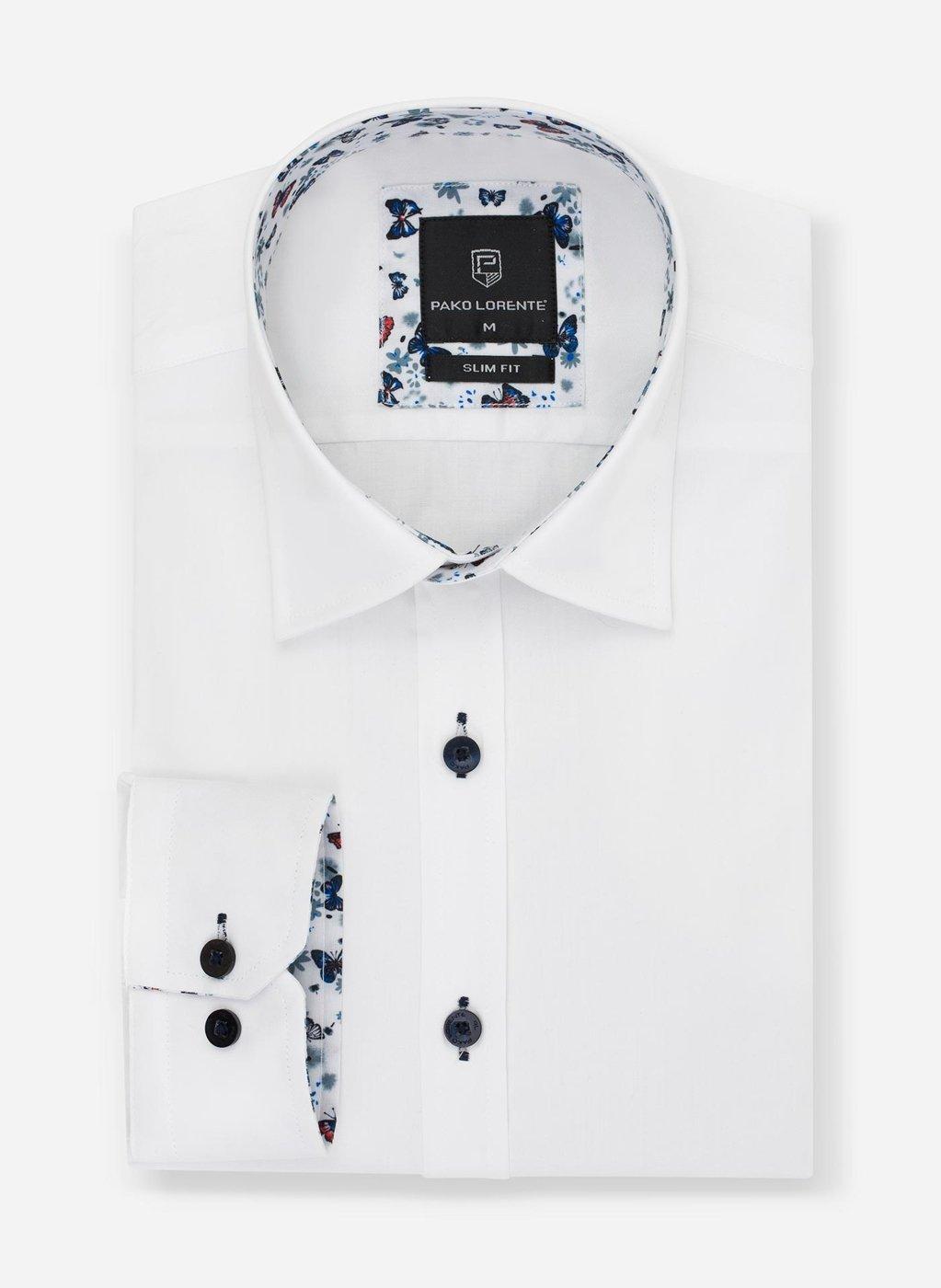 Koszula męska FUNDY PLM-1X-421-B