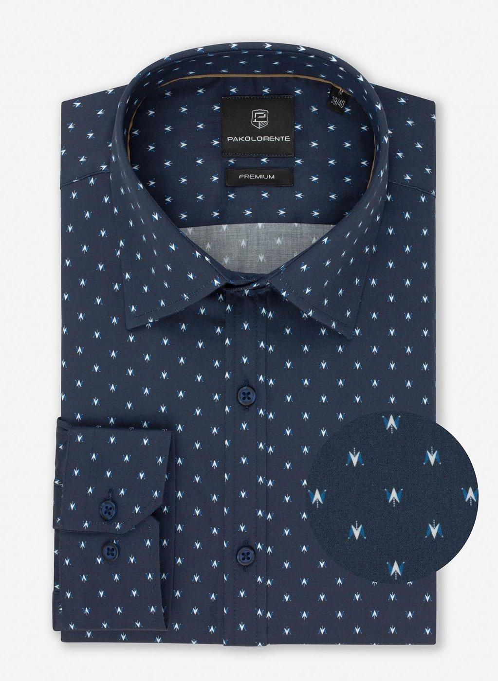 Koszula męska PLM-1X-527-G