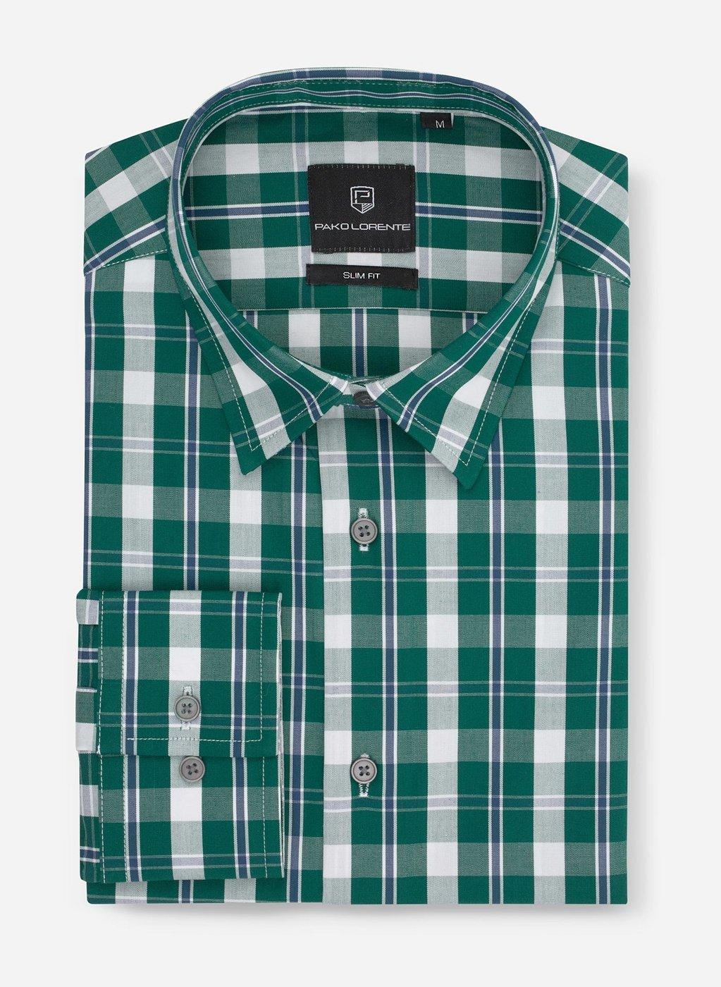 Koszula męska BARNABY PLM-1X-337-Z