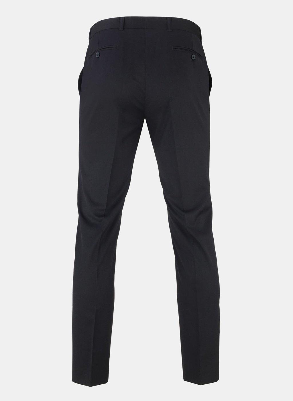 Spodnie męskie garniturowe FENREI PLM-6G-195-C