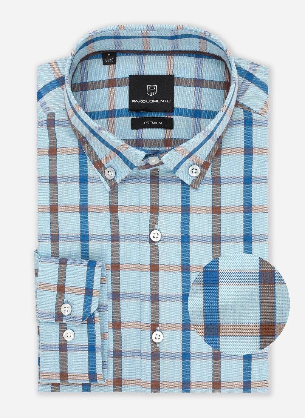Koszula męska PLM-1X-529-N