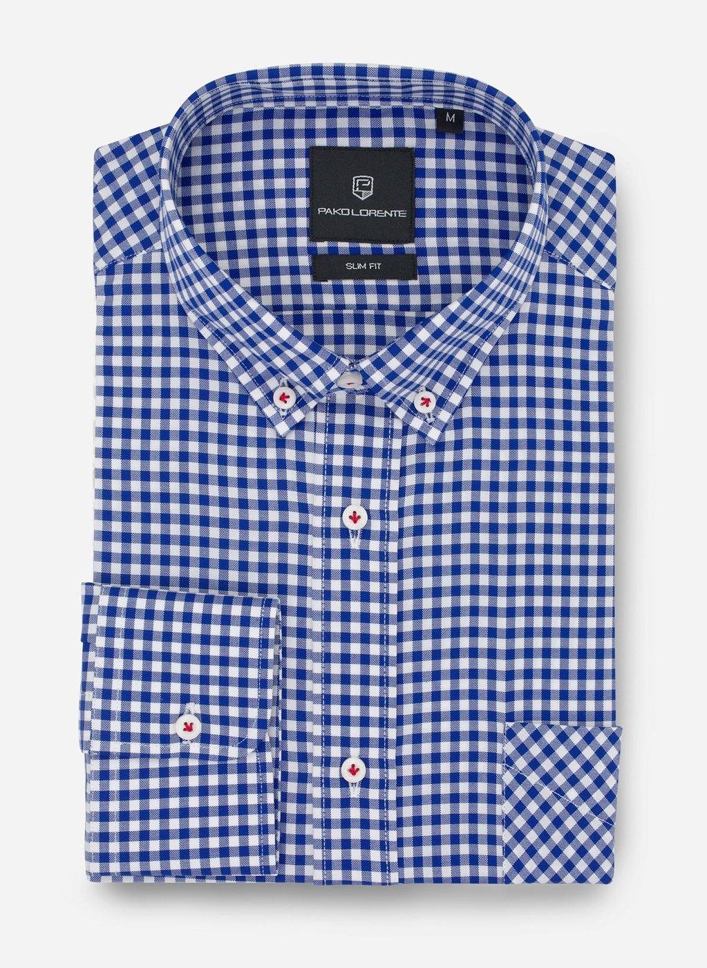 Koszula męska VICHYZ PLM-1X-319-N