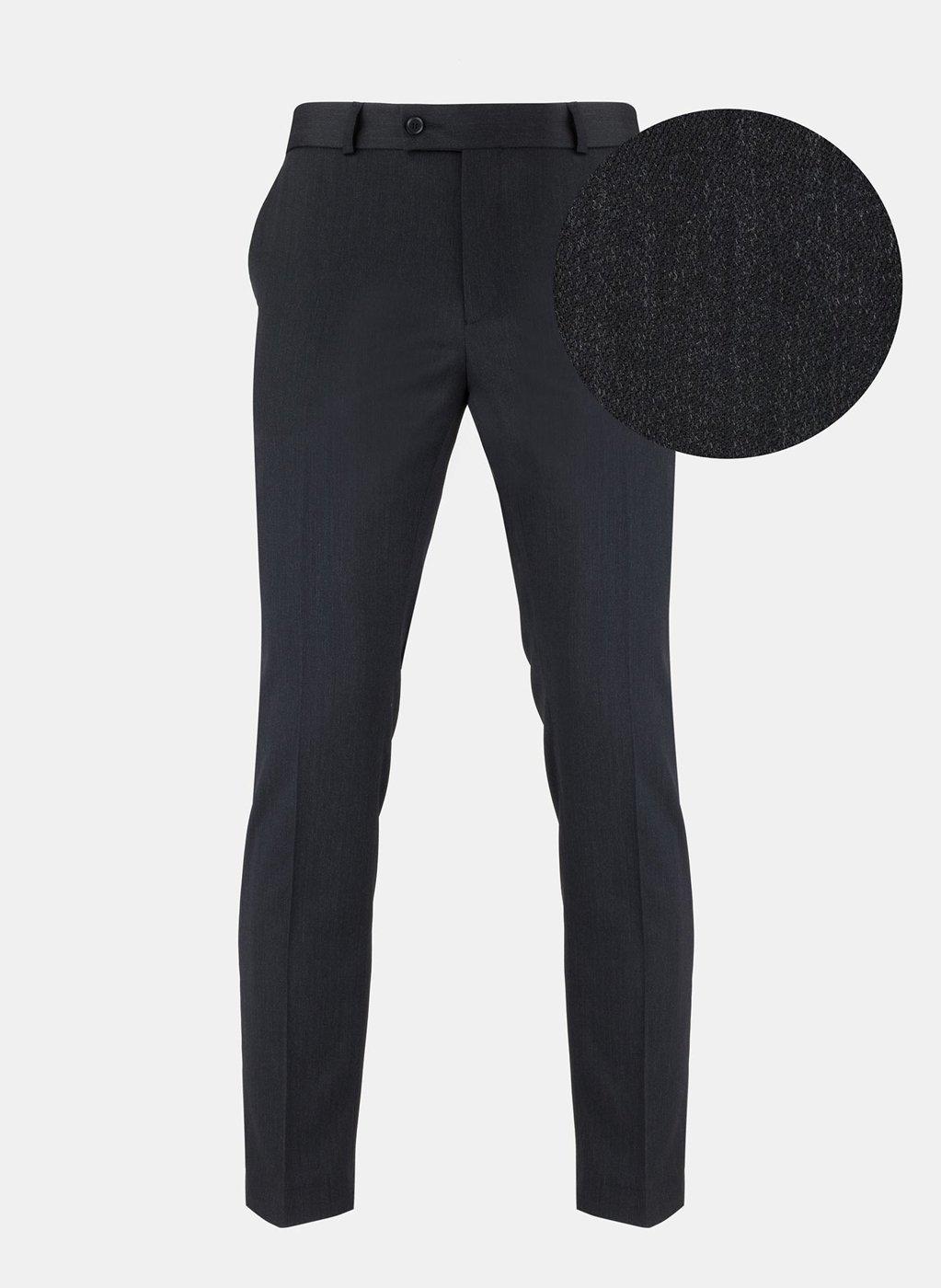Spodnie męskie garniturowe LESARR PLM-6G-198-C