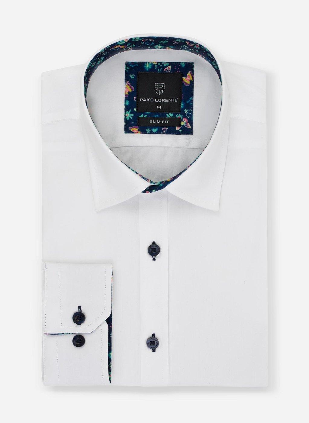 Koszula męska NOVA SCOTIA PLM-1X-422-B