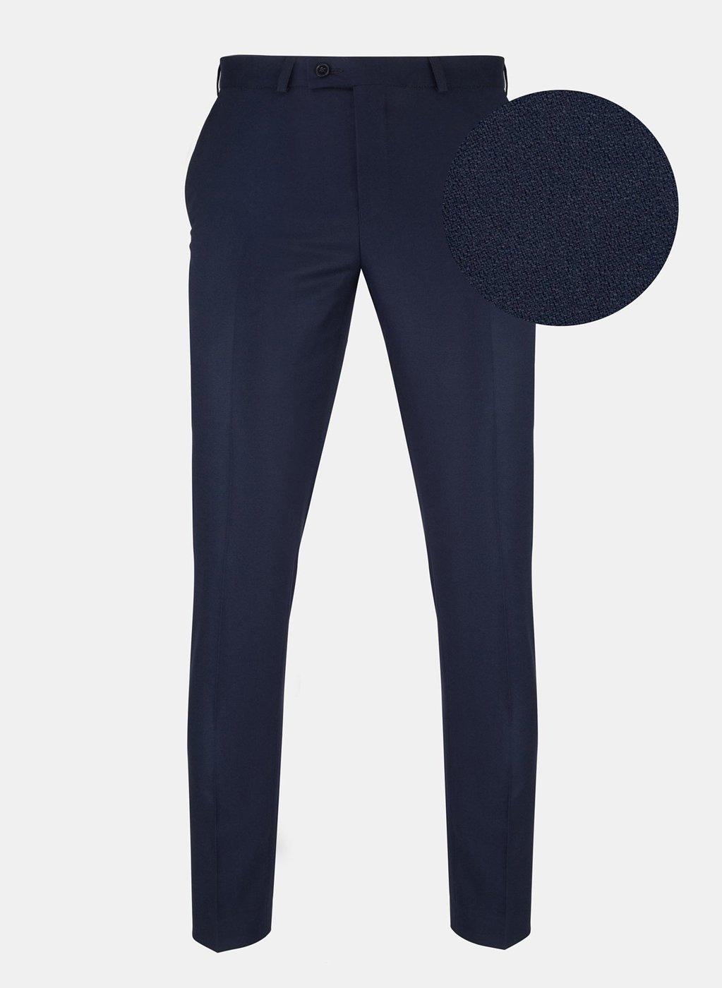Spodnie męskie garniturowe BIAGIO PLM-6G-190-G
