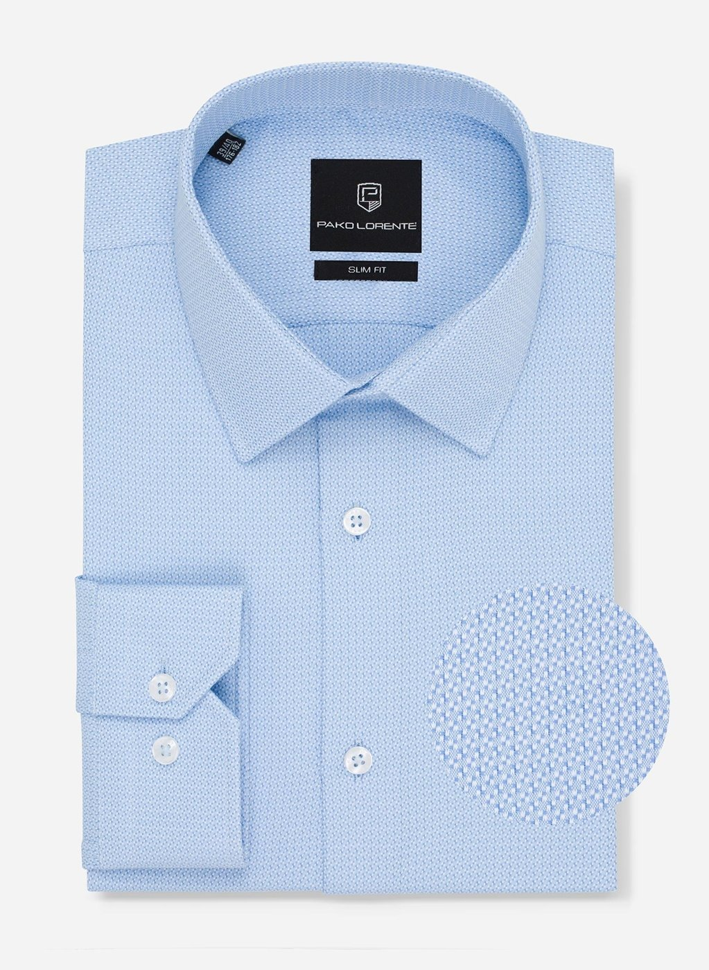 Koszula męska PLM-1X-504-N