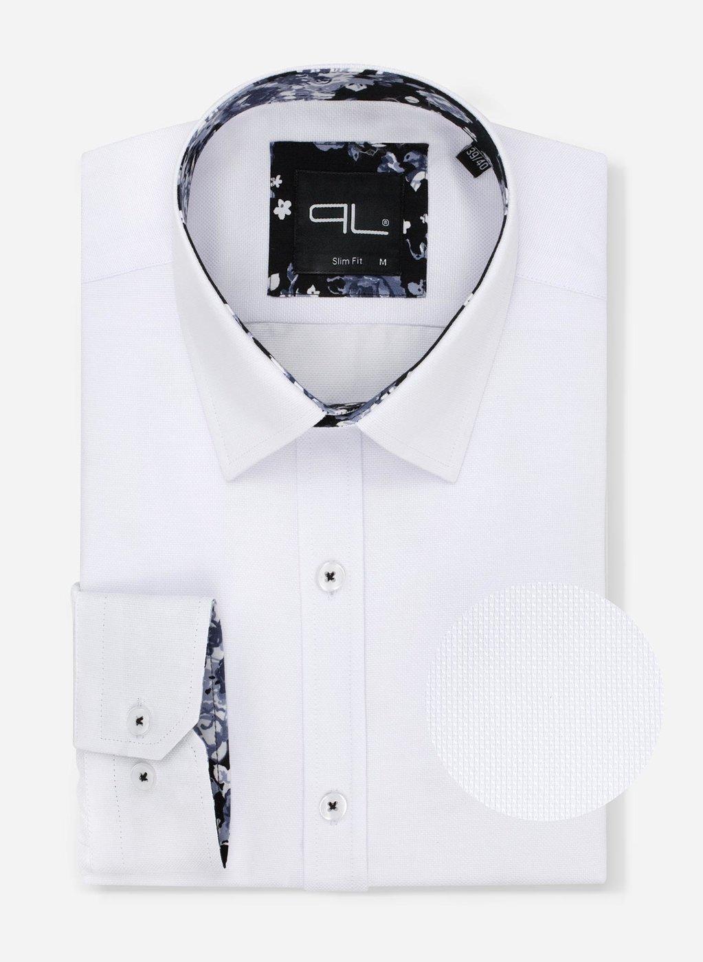 Koszula męska P2M-1X-321-B