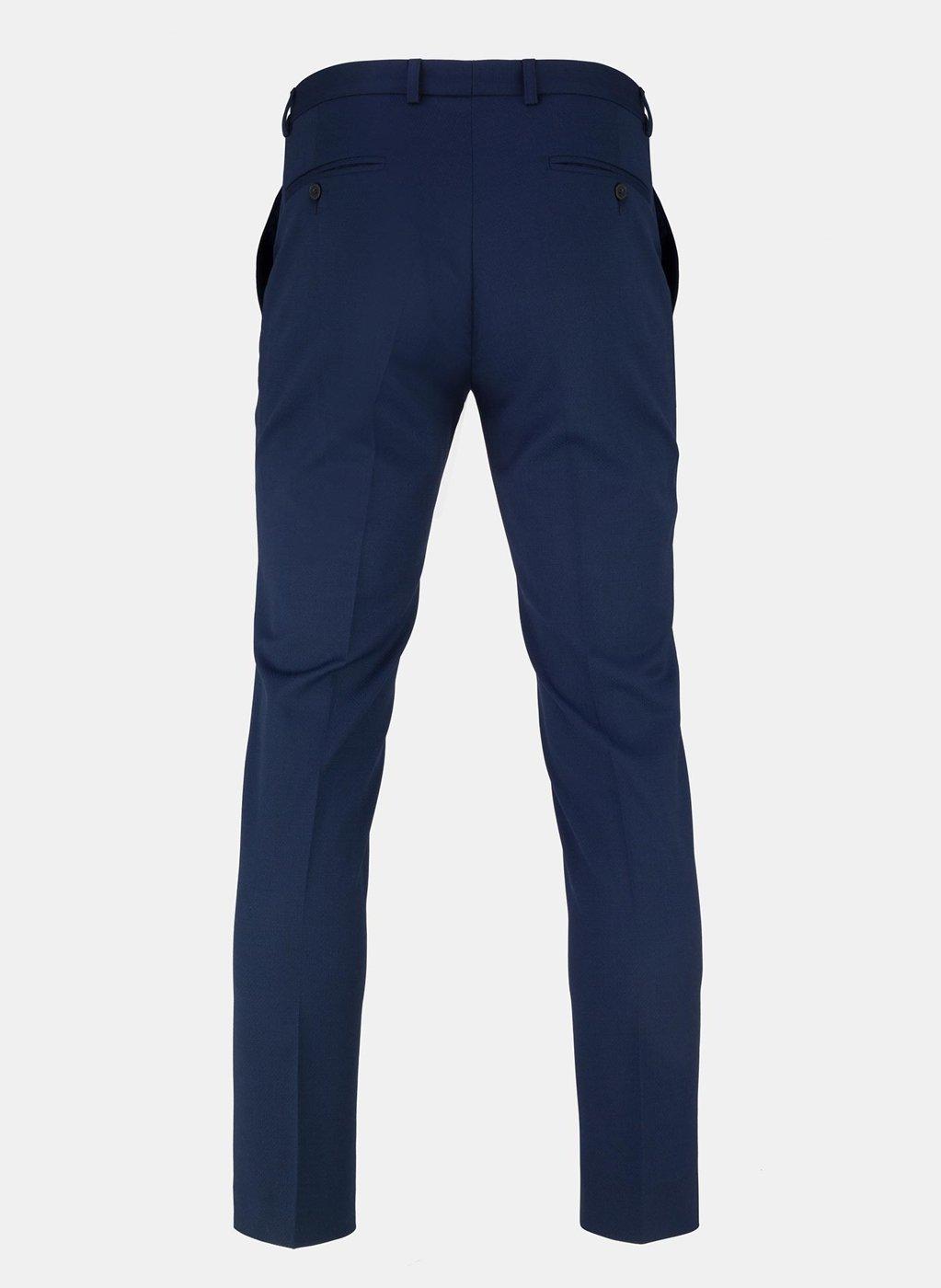 Spodnie męskie garniturowe DARYON PLM-6G-202-G