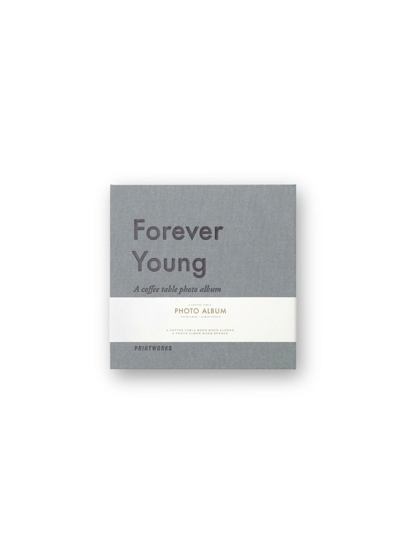 "Fotoalbum ""Forever Young"""